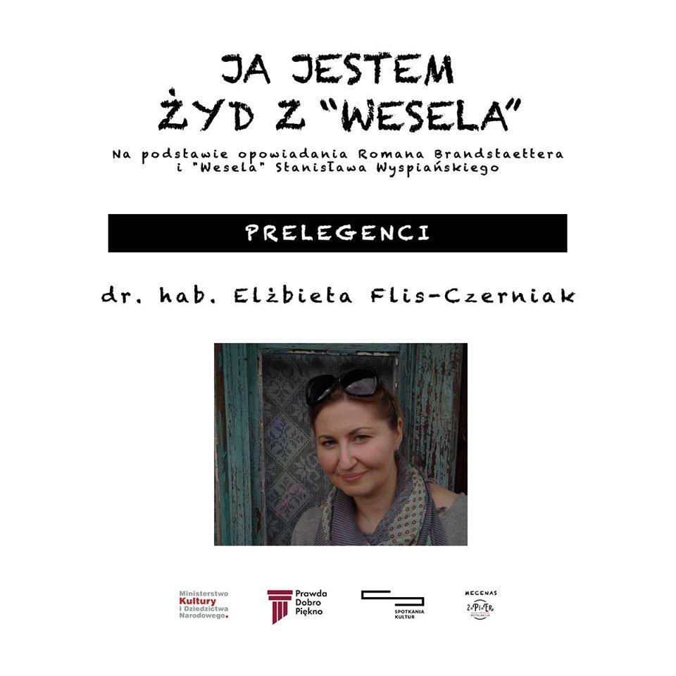 Prelegenci – dr. hab. Elżbieta Flis-Czerniak