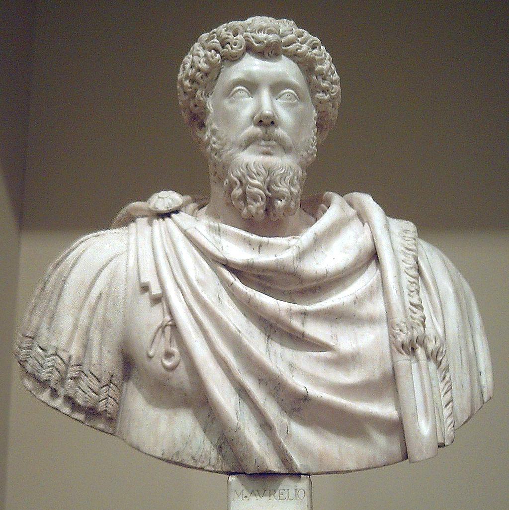 Tegoroczny absolwent studiów licencjackich na kulturoznawstwie Jan Królewski, Wypowiedź na temat myśli Marka Aureliusza