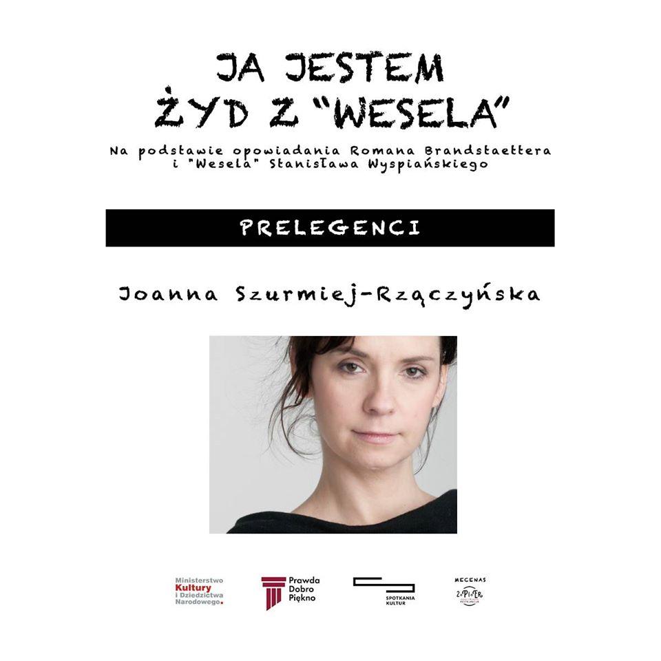 Prelegenci – Joanna Szurmiej-Rzączyńska